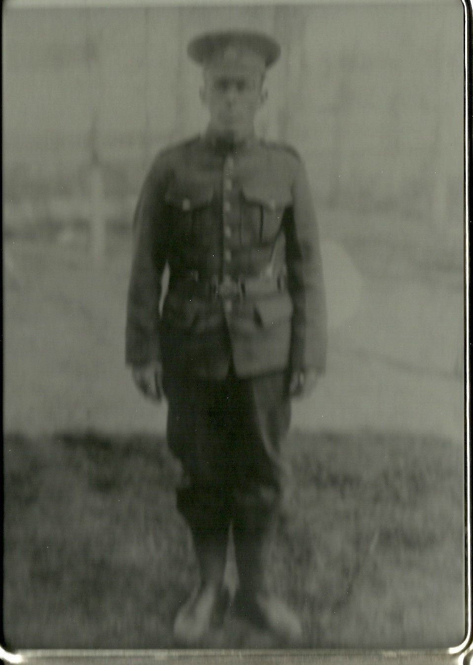 Photo of ANDREW MULHOLLAND – my Grandfather Private Andrew Mulholland who I never met