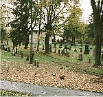 Cemetery – Photo of Avondale Cemetery located in Stratford, Ontario.