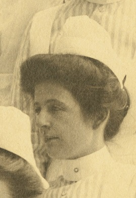 Margaret E. Baker – Photo courtesy of The Ayr News as provided by Archives & Special Collections, Health Sciences Library, Columbia University.