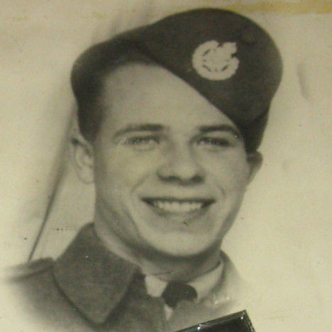 Photo of Walter Bigurski – Submitted for the project, Operation Picture Me