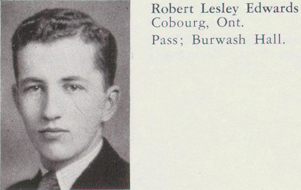 Photo of Robert Lesley Edwards