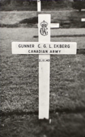Temporary Grave Marker – Submitted for the project, Operation Picture Me