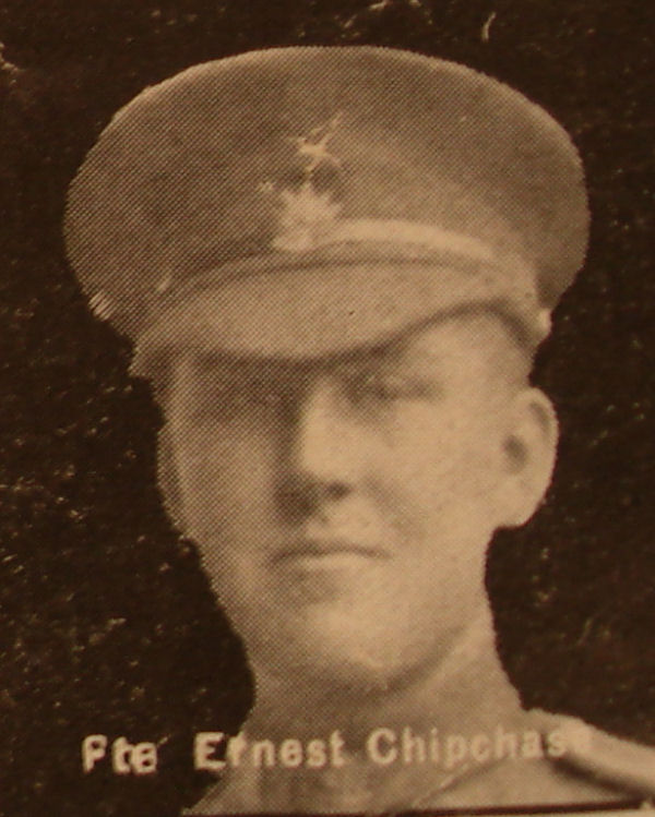 Photo of Earnest Chipchase