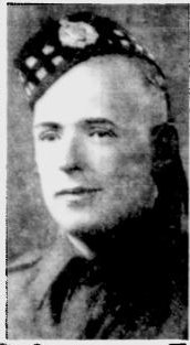 Photo of Rufus Parent – From the Windsor Daily Star. Submitted for the project, Operation: Picture Me