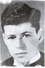 Photo of William Ian Meech – From the Sydney Academy Memorial booklet, published by the Student's Assembly in memory of former students who served during the Second World War.  The original pictures were supplied by the Sydney Post-Record and the booklet was compiled by Jack Wilcox, class of 1946 and Donald Trivett, class of 1947.