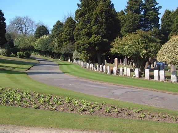 Photo 2 Grangemouth (Grandsable) Cemetery
