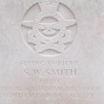 Grave marker – Photo provided by The Commonwealth Roll Of Honour Project. Volunteers Mike and Dale Symmonds