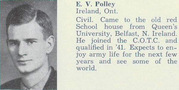 Photo of Edward Victor Polley