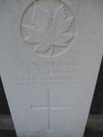 Grave Marker – Photo courtesy Keith Boswell, England