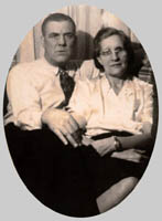 Brother John and his wife – This is John Cahill and his wife later in life. He is the brother of casualty, Martin Cahill. (John is referred to in the letter to R.H. Bennett)