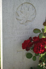 Grave Marker – Photo courtesy of Keith Boswell, England.