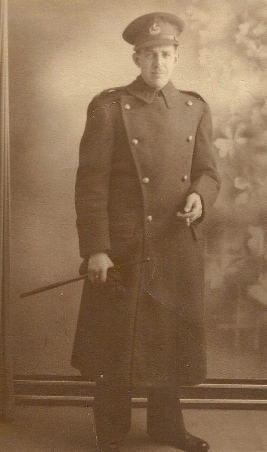 Photo of Herbert Corey