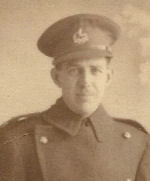 Photo of Herbert Corey – One of only a few pictures ever of my grandfather.