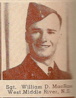 Photo of William MacRae – Submitted for the project, Operation: Picture Me