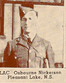 Photo of Osborne Victor Nickerson – Submitted for the project, Operation: Picture Me