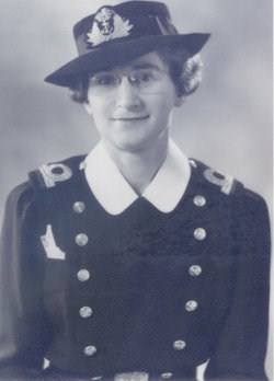Photo of Agnes Wilkie – The Remember November 11 Association