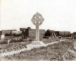 Vimy Cross – Vimy Cross erected by the 15th Battalion following the 9 April 1917 battle at Vimy Ridge to commemorate those who fell during the engagement.  Photo from the archives of the 48th Highlanders Museum, Toronto.  Provided by BGen (ret) G Young and submitted by Capt (ret) V Goldman of the 15th Battalion Memorial Project.  DILEAS GU BRATH