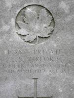 Grave Marker – Photo BrigGen G. Young 15th Battalion Memorial Project Team   DILEAS GU BRATH.