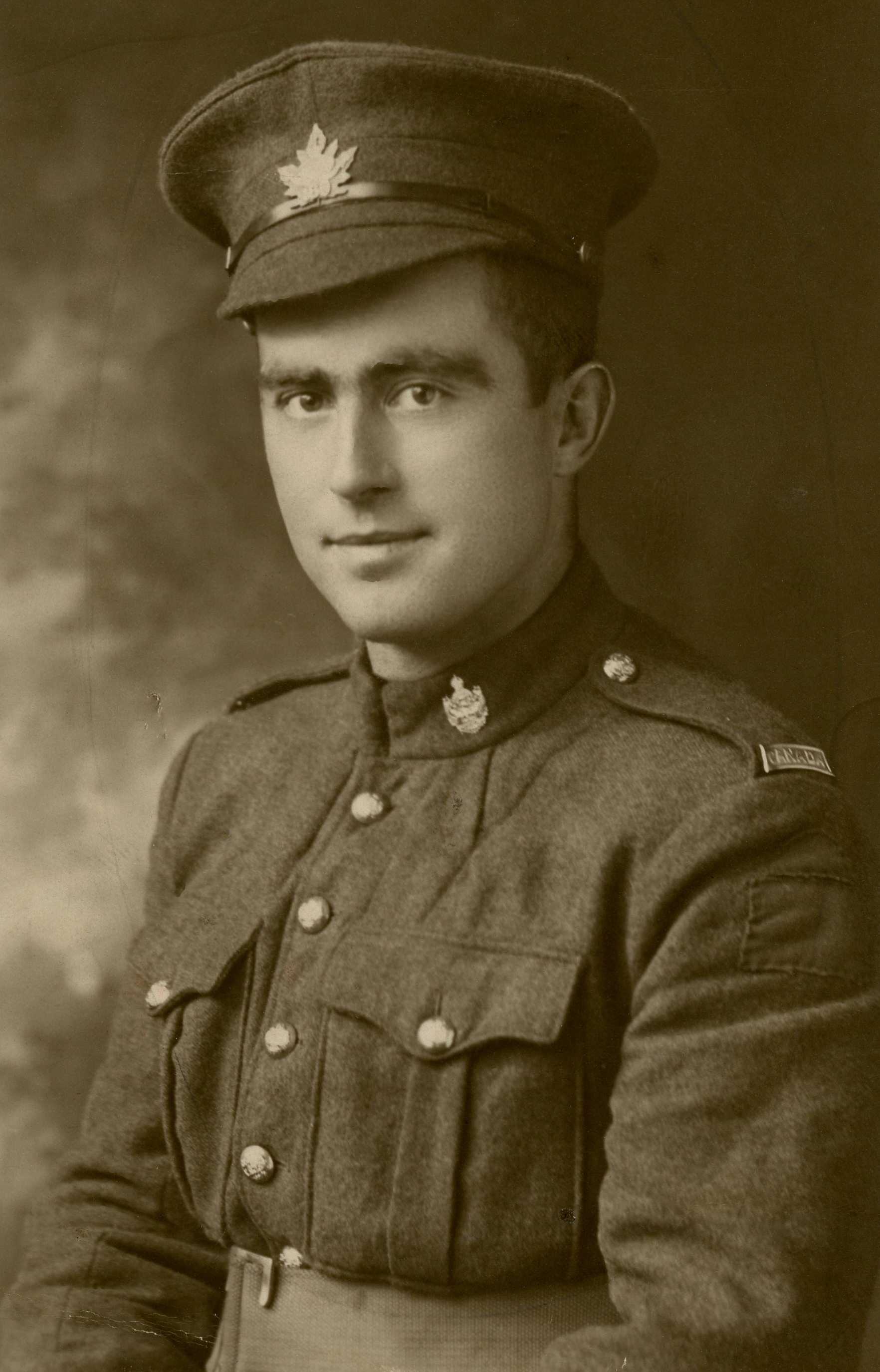 Photo of LEONARD LORNE MACARTNEY – Pte. LORNE MACARTNEY