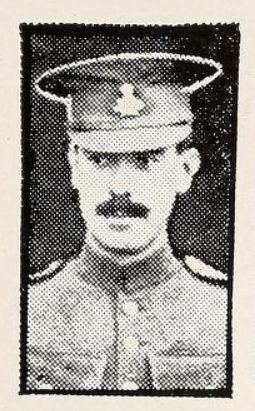 Photo of ALEXANDER BLACK ROBERTSON – Photo from the National Memorial Album of Canadian Heroes c.1919. Submitted for the project, Operation: Picture Me.
