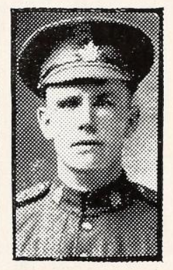 Photo of ROBERT WILLIAM SHORT – Photo from the National Memorial Album of Canadian Heroes c.1919. Submitted for the project, Operation: Picture Me.