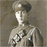 Photo 2 of Victor Cecil Potts – Taken in France late 1917 or early 1918