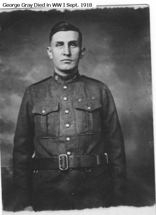 Photo of  George Gray