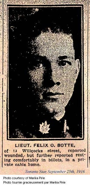 Photo of Felix Olivier Bolte