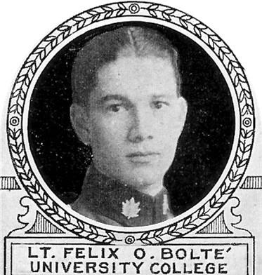 Photo of Felix Bolte