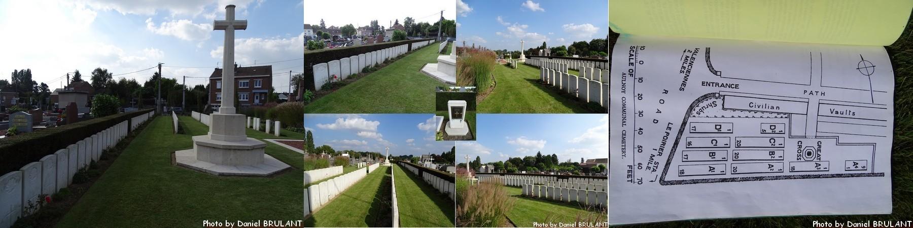 Aulnoy Communal Cemetery