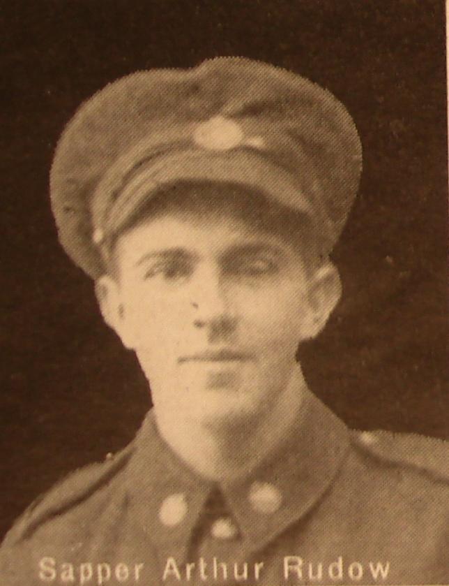 Photo of Arthur Rudow