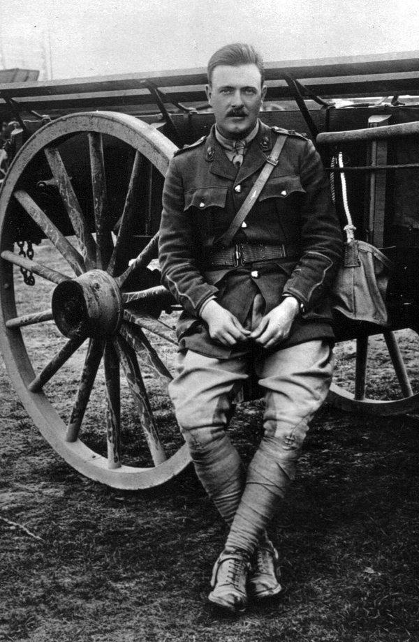Photo of Vernon Harcourt De Butts Powell