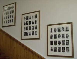 Memorial – Memorial stair, Royal Military College, Kingston, Ontario