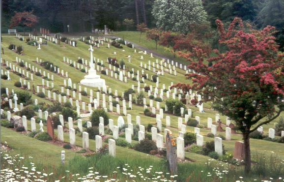 Shorncliffe Military Cemetery