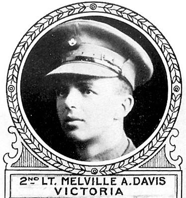 Photo of Melville Davis
