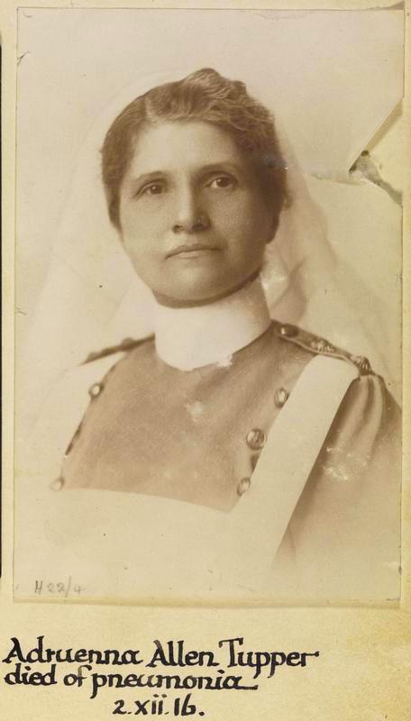 Photo of Addie Allen (Adruenna) Tupper