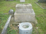 Grave Marker – up todate photograph of grave 31/07/2010