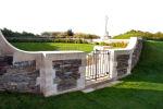 Zivy Crater Cemetery – The Zivy Crater Cemetery, near Thelus, Pas de Calais, France