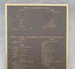 Panel 1 of the Halifax Memorial