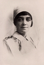 Photo of Carola Josephine Douglas – Carola Josephine Douglas was a nursing sister during the First World War.  Carola lost her life on June 27, 1918 while serving on the Llandovery Castle, a hospital ship that was sunk by the Germans.