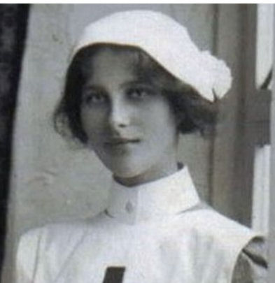 Newspaper clipping – Margaret Fortescue was finally commemorated 100 years after her death on a WW1 memorial that previously only honoured the male victims that died with her during the attack on the Canadian Medical ship, the HMHS Llandovery Castle.