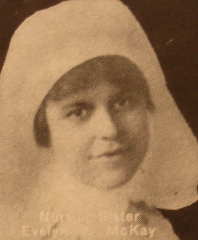 Photo of Evelyn Verrall McKay