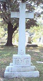 Grave marker of Robert C. Darling