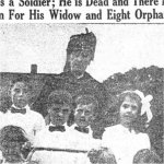 Newspaper Clipping 2 – This is one from a number of articles relating to the plight of the Tarrington family that appeared in the Toronto papers.