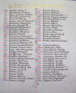 Livre du Souvenir – Soumis par 15th Bn Memorial Project.  Dileas Gu Brath