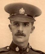 Photo of George Chapman – Lance Sgt. George Kennington Chapman