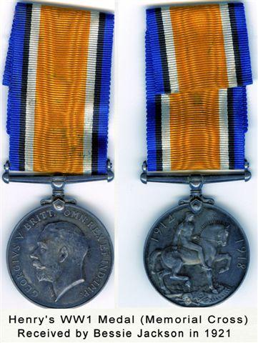 Croix du souvenir de la Première Guerre mondiale