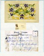 Lettre – Lettre à sa femme en 1917