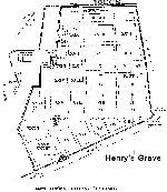 Le plan du cimetière