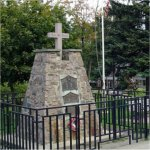 Port Dover War Memorial – War Memorial - Port Dover, ON.